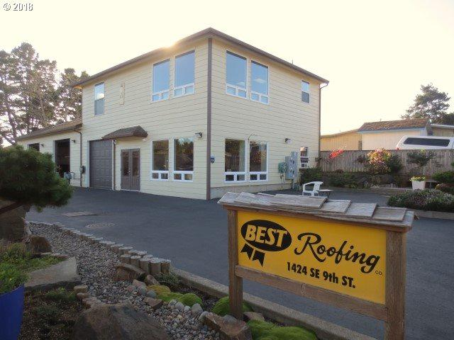 1424 SE 9TH St, Lincoln City, OR 97367 (MLS #18686970) :: Townsend Jarvis Group Real Estate