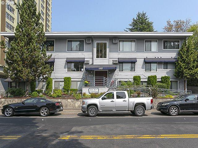 1727 NE Multnomah St #10, Portland, OR 97232 (MLS #18689042) :: Matin Real Estate