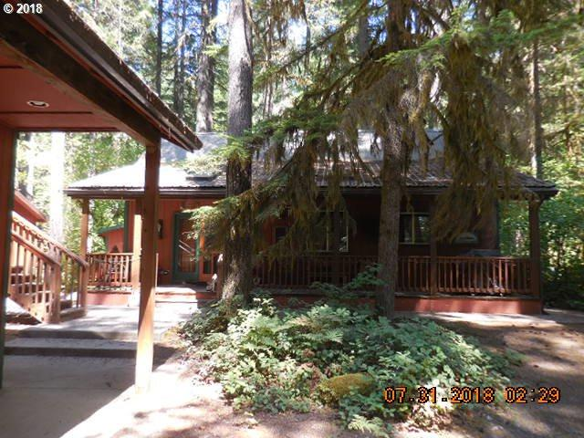 Cabin 162 Northwoods, Cougar, WA 98616 (MLS #18689492) :: Matin Real Estate