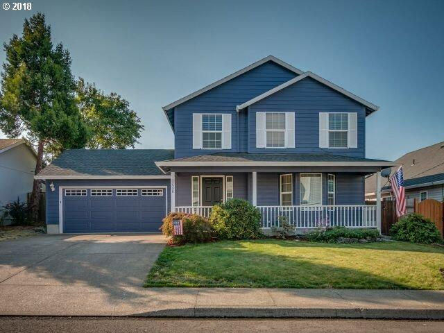 37326 Goldenrain St, Sandy, OR 97055 (MLS #18694764) :: Next Home Realty Connection