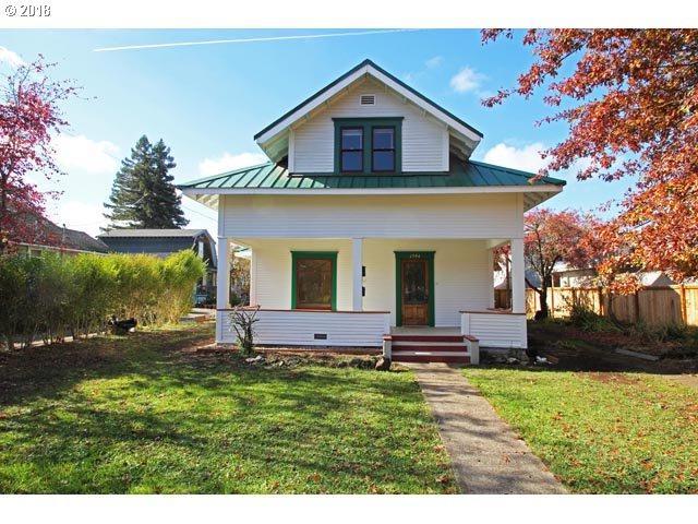 1594 Lincoln St, Eugene, OR 97401 (MLS #18694966) :: Stellar Realty Northwest