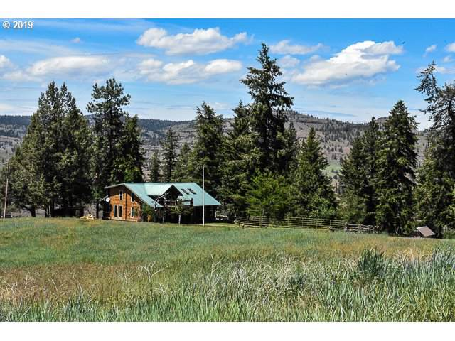 -1 Wall Creek Rd, Monument, OR 97864 (MLS #19007288) :: Townsend Jarvis Group Real Estate