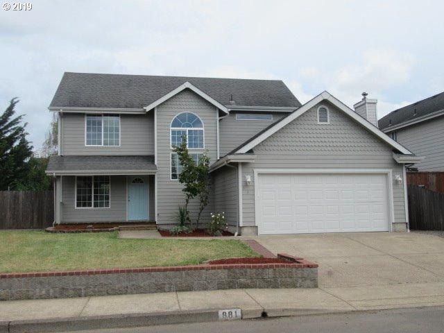 881 S 44TH Pl, Springfield, OR 97478 (MLS #19054855) :: The Liu Group