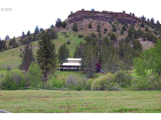 44774 Kahler Basin Rd, Spray, OR 97874 (MLS #19068391) :: Townsend Jarvis Group Real Estate