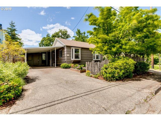 1830 Garfield St, Eugene, OR 97405 (MLS #19102355) :: Song Real Estate