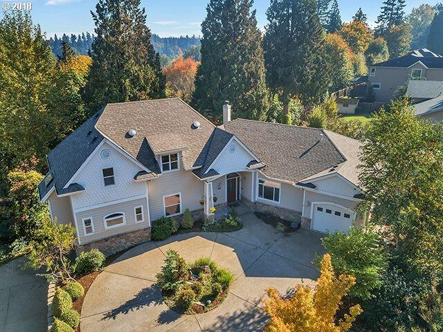 4203 Calaroga Cir, West Linn, OR 97068 (MLS #19126184) :: Townsend Jarvis Group Real Estate