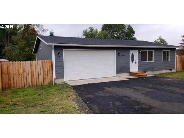 1476 E Central Ave, Sutherlin, OR 97479 (MLS #19135299) :: Townsend Jarvis Group Real Estate