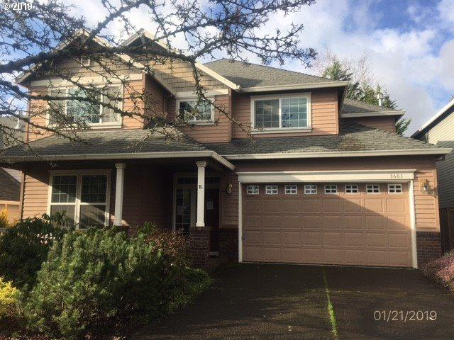 3663 NW Talamore Ter, Portland, OR 97229 (MLS #19146089) :: Stellar Realty Northwest