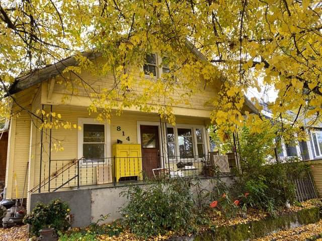 814 SE Sherrett St, Portland, OR 97202 (MLS #19147811) :: Change Realty