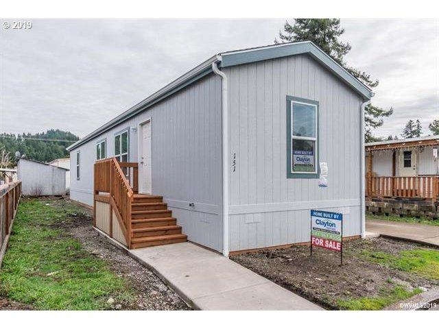 5335 Daisy St #151, Springfield, OR 97477 (MLS #19150695) :: Song Real Estate