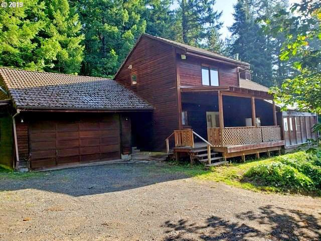 601 N Second St, Drain, OR 97435 (MLS #19152960) :: McKillion Real Estate Group