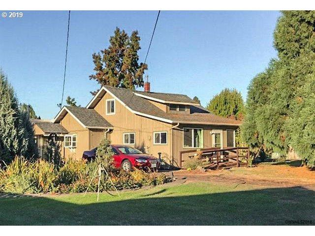 555 SE Park Ave, Corvallis, OR 97333 (MLS #19187925) :: Realty Edge