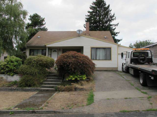 11421 SE Salmon St, Portland, OR 97216 (MLS #19194663) :: Song Real Estate