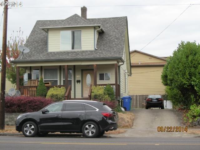 8031 NE Glisan St, Portland, OR 97213 (MLS #19200201) :: McKillion Real Estate Group