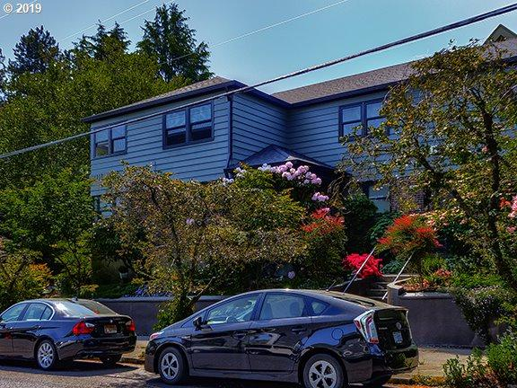2406 NW Overton St #2, Portland, OR 97210 (MLS #19232549) :: The Liu Group