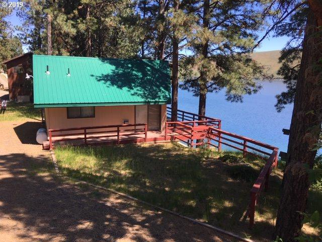 61655 Lake Shore Dr, Wallowa Lake, OR 97846 (MLS #19243096) :: Fox Real Estate Group