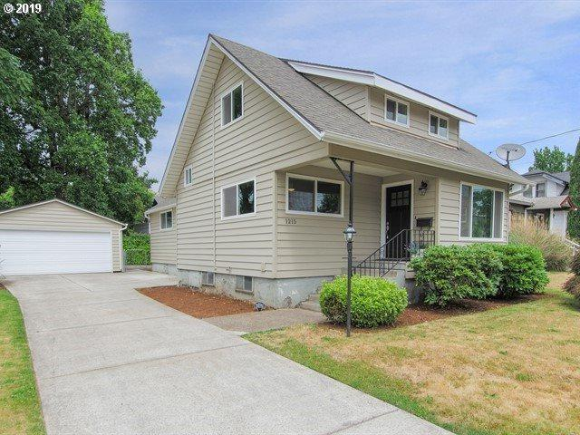 1215 NE 59TH Ave, Portland, OR 97213 (MLS #19256389) :: Next Home Realty Connection