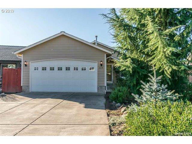 614 Breezy Way NE, Albany, OR 97322 (MLS #19259348) :: McKillion Real Estate Group