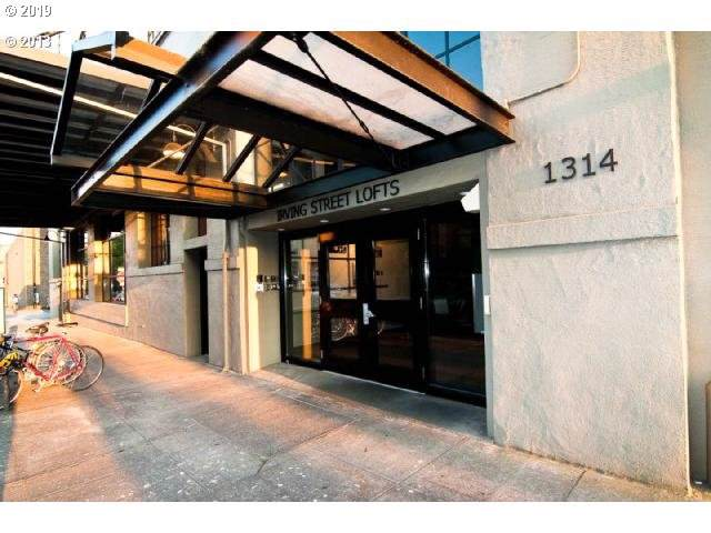 1314 NW Irving St #408, Portland, OR 97209 (MLS #19269939) :: Next Home Realty Connection