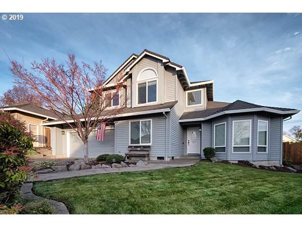 17760 NW Deercreek Ct, Portland, OR 97229 (MLS #19285831) :: Next Home Realty Connection