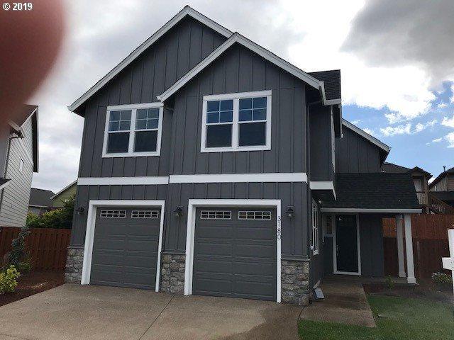 3180 NW Anastasia St, Salem, OR 97304 (MLS #19295076) :: Brantley Christianson Real Estate
