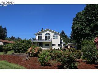 89354 Fern Dr, Elmira, OR 97437 (MLS #19308411) :: R&R Properties of Eugene LLC