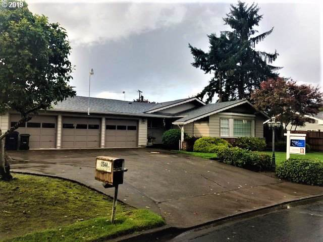 2544 Rose Blossom Dr, Springfield, OR 97477 (MLS #19311750) :: Song Real Estate