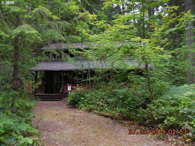 Cabin 95 Northwoods, Cougar, WA 98616 (MLS #19333102) :: Townsend Jarvis Group Real Estate