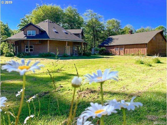1261 N Fork Rd, Chehalis, WA 98532 (MLS #19365460) :: Homehelper Consultants