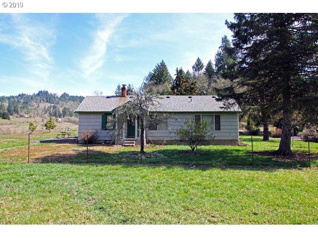 36840 Wallace Creek Rd, Springfield, OR 97478 (MLS #19368760) :: R&R Properties of Eugene LLC