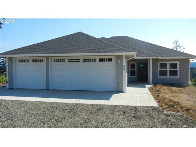 40 Alger Creek Hts, Cathlamet, WA 98612 (MLS #19373806) :: Song Real Estate
