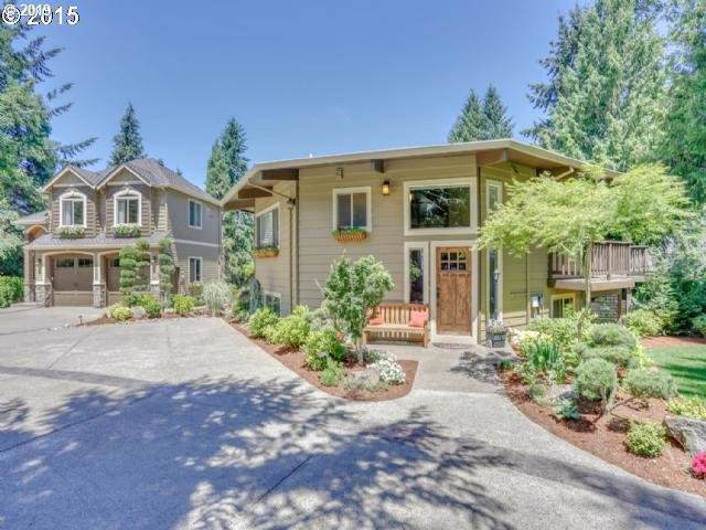 775 SW Schaeffer Rd, West Linn, OR 97068 (MLS #19398334) :: Townsend Jarvis Group Real Estate
