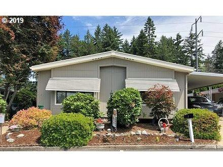 100 SE 195TH Ave #64, Beaverton, OR 97006 (MLS #19408063) :: Next Home Realty Connection
