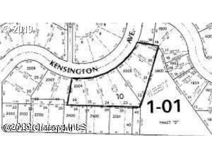 Adj 25 W Kensington, Astoria, OR 97103 (MLS #19426980) :: Brantley Christianson Real Estate