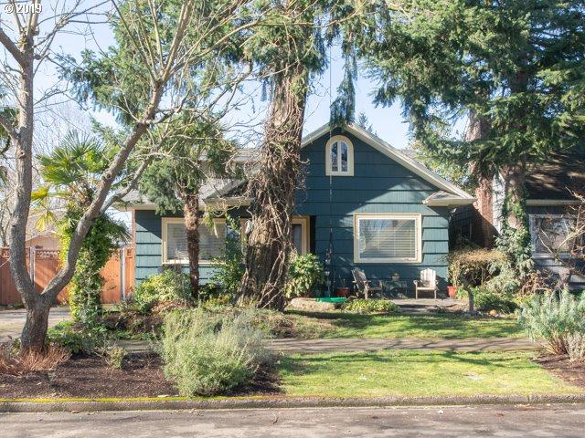 3215 NE 54TH Ave, Portland, OR 97213 (MLS #19431923) :: TLK Group Properties
