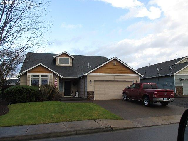 795 Meadowlawn Pl, Molalla, OR 97038 (MLS #19461351) :: Fox Real Estate Group