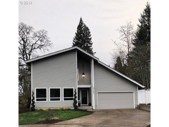 6790 SW Larkspur Pl, Beaverton, OR 97008 (MLS #19464464) :: The Liu Group