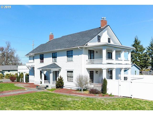 290 N 7TH St, Harrisburg, OR 97446 (MLS #19467519) :: The Galand Haas Real Estate Team