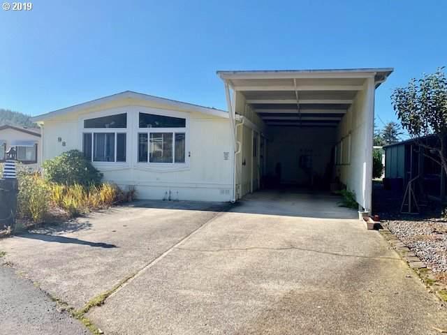 100 River Bend Rd, Space #98, Reedsport, OR 97467 (MLS #19471399) :: Premiere Property Group LLC