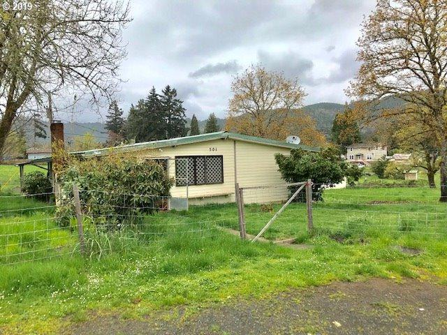 501 Elm St, Yoncalla, OR 97499 (MLS #19482620) :: Song Real Estate