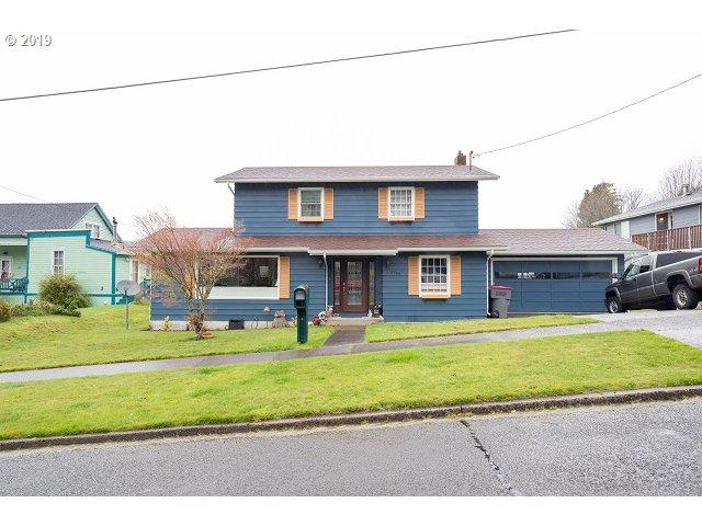 3760 Duane St, Astoria, OR 97103 (MLS #19501166) :: Townsend Jarvis Group Real Estate