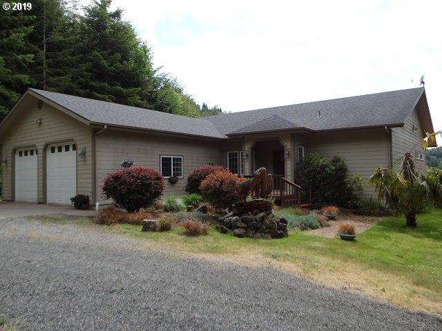 560 Scholfield Rd, Reedsport, OR 97467 (MLS #19513381) :: Gregory Home Team | Keller Williams Realty Mid-Willamette