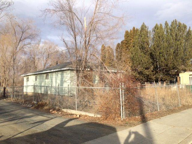 465 Ingle St, Mount Vernon, OR 97865 (MLS #19516025) :: Fox Real Estate Group