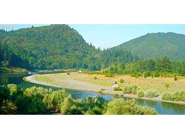 97420 N Bank Rogue, Gold Beach, OR 97444 (MLS #19524100) :: Townsend Jarvis Group Real Estate