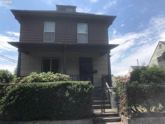 8205 N Woolsey Ave, Portland, OR 97203 (MLS #19528571) :: The Liu Group