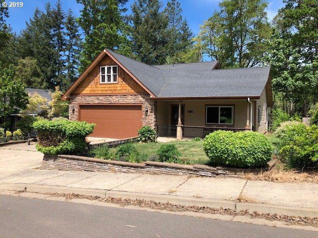48499 Hiland Ranch Dr, Oakridge, OR 97463 (MLS #19547515) :: Song Real Estate