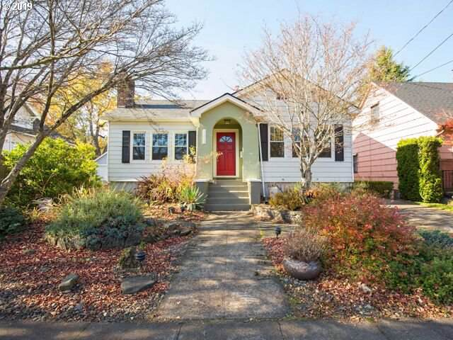 1415 NE 58TH Ave, Portland, OR 97213 (MLS #19558777) :: Townsend Jarvis Group Real Estate