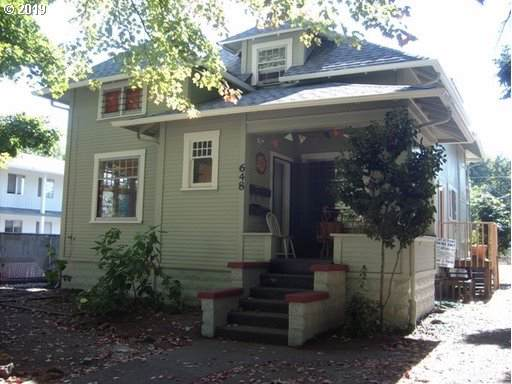648 W 5TH Ave, Eugene, OR 97402 (MLS #19561912) :: The Liu Group