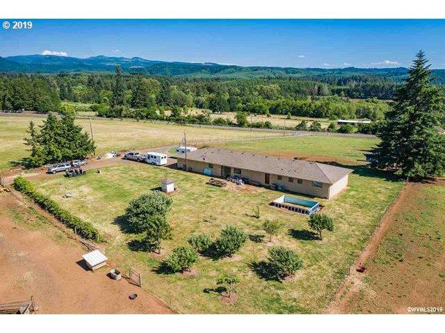 41411 Lacomb Dr, Lebanon, OR 97355 (MLS #19580457) :: R&R Properties of Eugene LLC