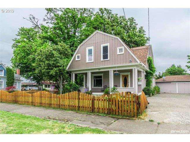 213 E Grant St, Lebanon, OR 97355 (MLS #19601604) :: Townsend Jarvis Group Real Estate